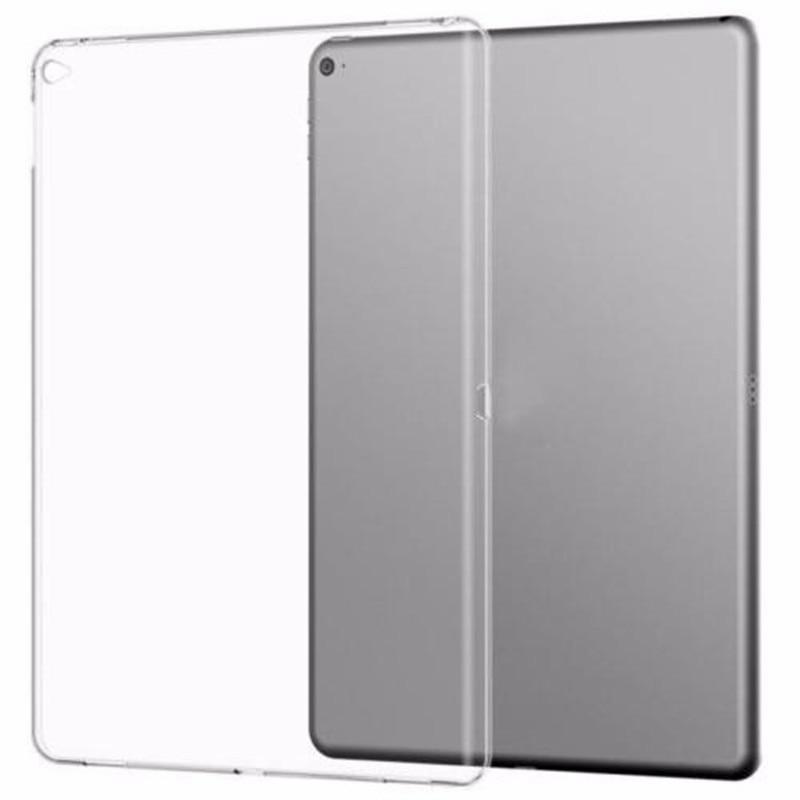 Soft Thin Slim HD Protect TPU Transparent Gel Bumper Case Cover Skin For iPad Pro12 9inch