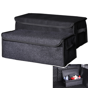 Image 3 - Car Trunk Organizer Storage Bag Box Foldable Multipurpose Trunk Storage Bag Box Stowing Tidying Auto Accessories Car Styling