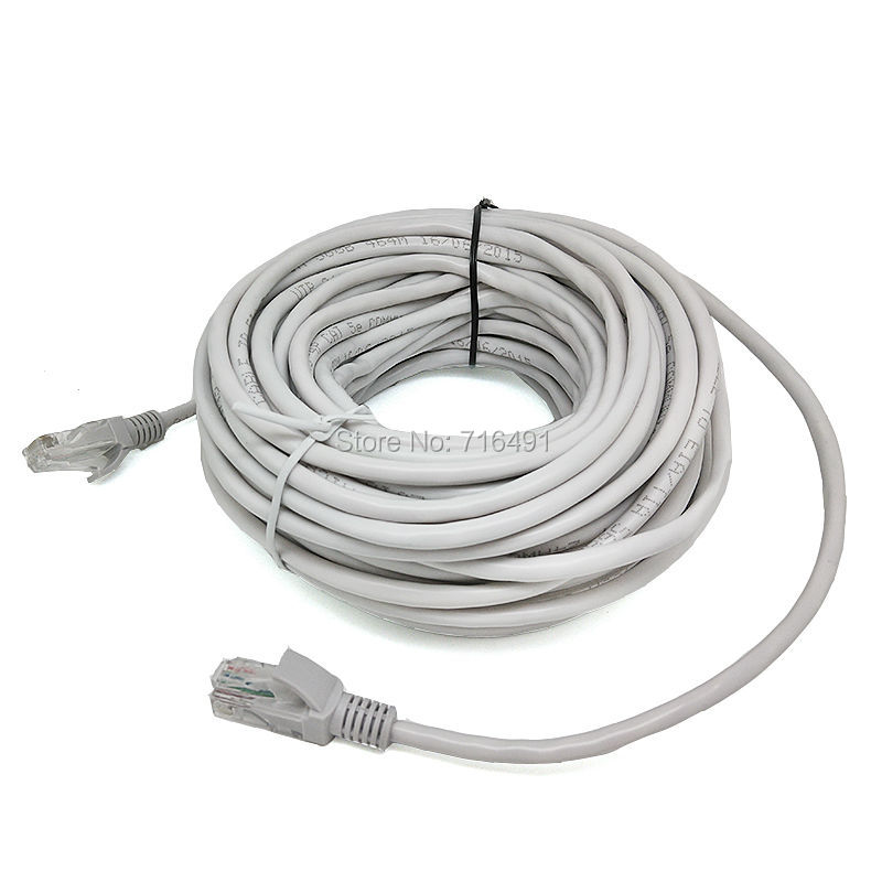 CAT5 RJ45 Ethernet Internet Network Patch Lan Cable Cord 10M/32.8FT Communaications CABLE TO EIA/TIA 568B 466M