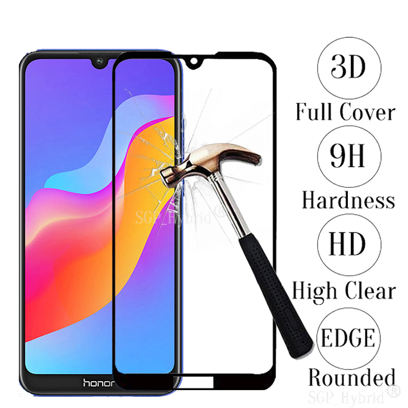 3D Protective Glass For Huawei Honor 8a Screen Protector On Honor 8a Safety Protective Glass For Huawei Honor 8A 8 Honor8 A A8