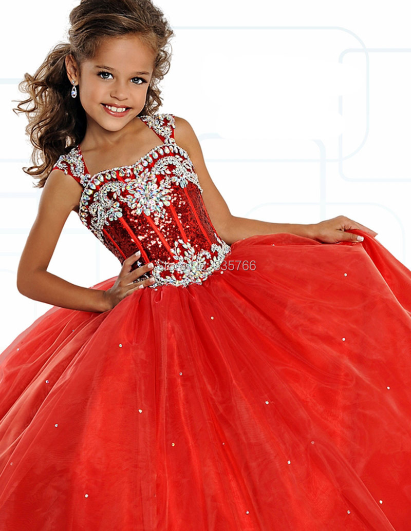 Online Get Cheap Cheap Beauty Pageant Dresses for Kids -Aliexpress ...