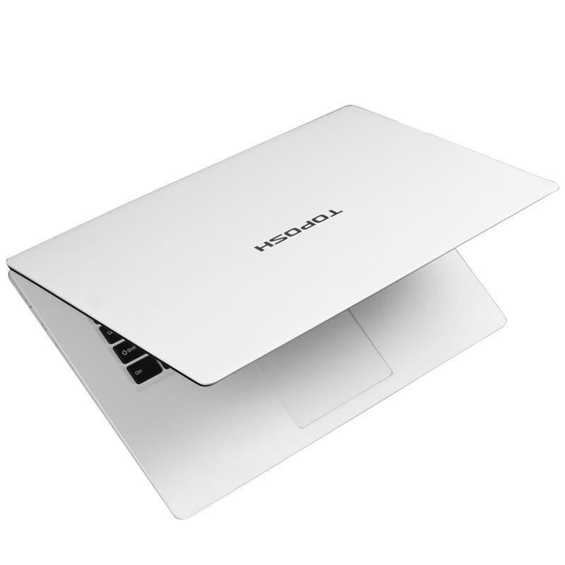 TOPOSH Laptop (P7) 14 inch 8G RAM 128/256/512GB SSD  Intel quad core i5 4210U Untral-thin gaming laptop notebook