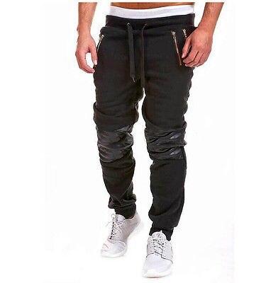 autum winter 2016 Fashion Men Casual Sweatpants Jogger Dance Sportwear Baggy Harem Slacks Trousers Pants