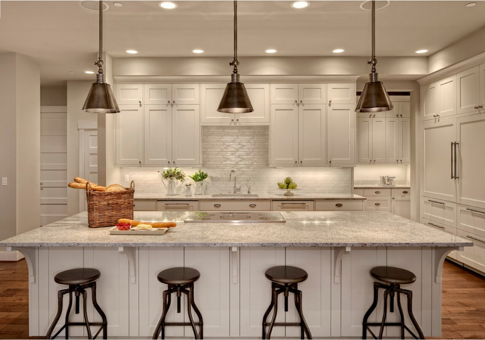 2017 Hot Sales New Design Classic Custom Made Solid Wood Kitchen