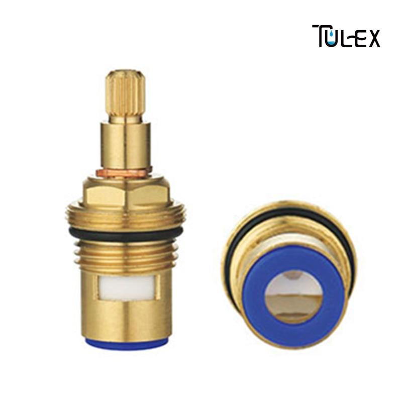 Aliexpress Com Buy High Standard Ceramic Disc Faucet Cartridge Spout Brass Replacement Water