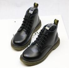 Fashion New Womens Ankle Boots Casual Waterproof Motorcycle Flats Shoes Lace Up Winter With Fur Lady  wo180833