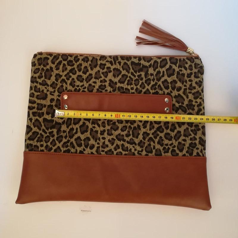 leopard tassel clutch (7)