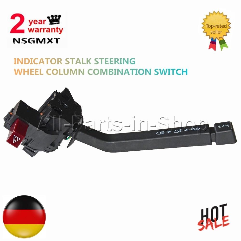 AP03 INDICATOR STALK STEERING WHEEL COLUMN COMBINATION SWITCH FOR FORD TRANSIT MK4 MK5 1991-2000 91VB13B302AH 91VB13B302AG