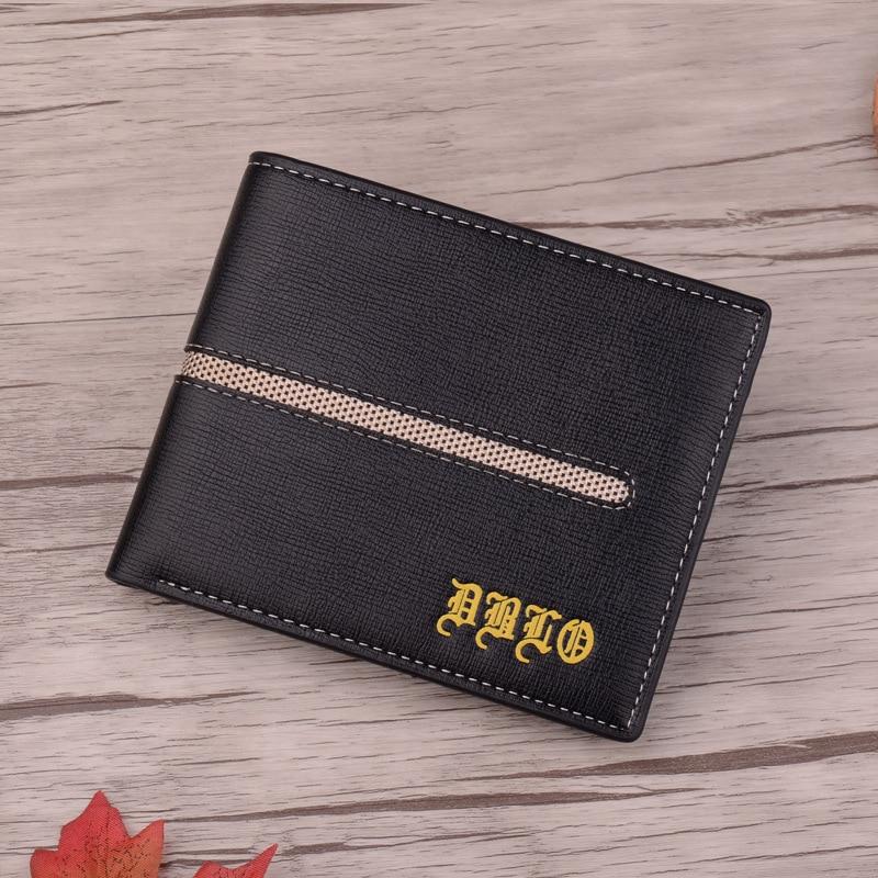 Fashion Business Patchwork Designer Man Leather Wallet Card Holder Pocket Male Carteras Purses Wallets for Men 2017 men business short leather wallet male brand wallets purses with card holder for men