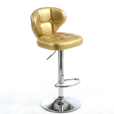 Home Chair European Barstool Chair Stool Chairs Lifting Rotating Chair
