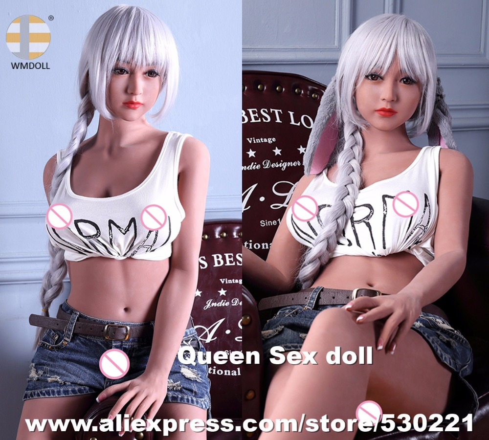 WMDOLL 158cm Top Quality Real Life Sex Dolls Japanese Silicone Doll Vagina Real Pussy Love Dolls For Men Sexy Toys wmdoll new top quality love doll heads for real silicone sex dolls with vagina real pussy sexy toys