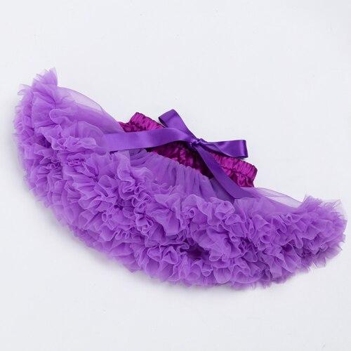 Однотонная детская юбка-пачка юбка-баллон для девочек летняя юбка-американка с рюшами, Saias Meninas, юбка-пачка Roupas Menina, 1 предмет, TS140 - Цвет: TS145
