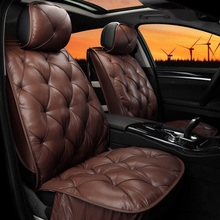 цена на  car seat covers pu cushion for JAC K5/3 iev b15 A13 RS refine s3 s2 s5 Brilliance AutoV3/5/H220/230/530/320 FRV/FSV/cross/wagen