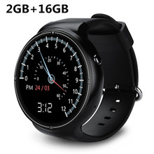 Beseneur N1 Bluetooth Smart Watch with 2GB RAM 16GB ROM Support SIM Card 3G WIFI GPS Smartwatch for Android IOS Phone Wristwatch