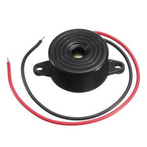 Image 2 - 3 24V elektrikli Buzzer Alarm hoparlör uyarı araba güvenlik korna otomobil Siren polis Siren havalı korna elektrikli araç