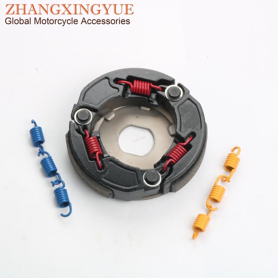High Quality Clutch & 1000RPM 1500RPM Clutch Small Spring For BUFFALO Fox Rex 50cc AC - Minarelli Horiz CPI D=110mm