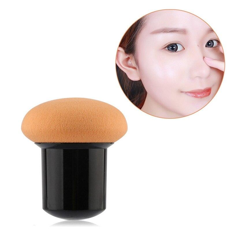 MAANGE 4*4*4.5cm 1pc Cosmetic Makeup Brush Sponge Liquid Foundation Makeup Brush Powder Puff fond de teint Blending Brush