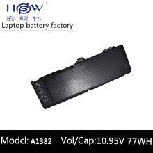 laptop battery for APPLE A1382,020-7134-01,661-5844 MC723LL/A & MC721LL/A A1286 FOR Macbook Pro 2011 version laptop battery for apple a1382 020 7134 01 661 5844 mc723ll a