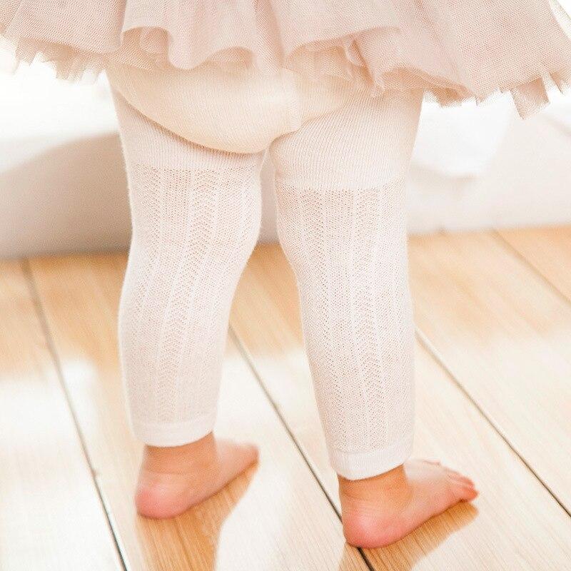 Crianças apertado para a primavera e verão malha fina meia-calça infantil de dança apertado
