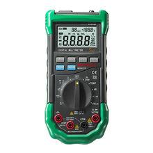 Mastech MS8229 5-В-1 Цифровой мультиметр термометр Гигрометр Люксметр Шума метр Измеритель Влажности свет метр шумомер