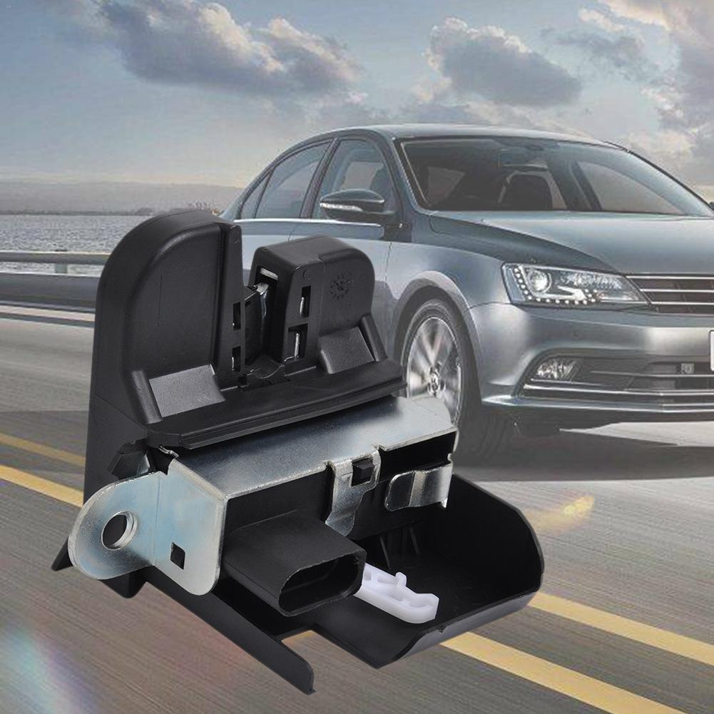 Sedan Luggage Lock / Trunk Lock Block Cylinder For VOLKSWANGEN JETTA SPOETWAGEN 2010 2014 For SEAT ALTEA 2004 2016
