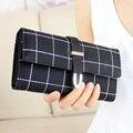 2017 Hot Sale Vintage Women Wallets PU 3 Fold Wallet Korean Clutch Purse Hasp Portefeuille Handbags Carteira Feminina