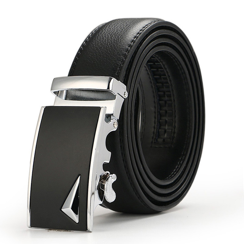 Cow Men 39 s Belts Genuine Leather Male Luxury Strap Classical Designer Belts Men Good Quality Fashion Brand Black Belts for Men in Women 39 s Belts from Apparel Accessories