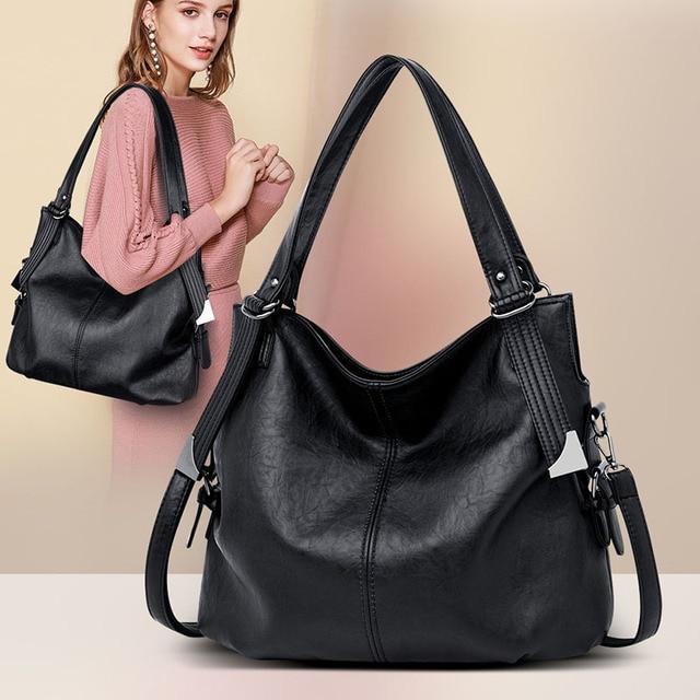 2020 популярная роскошная сумка, женские сумки, высокое качество, кожаные сумки через плечо, женская сумка тоут, большая емкость, женская сумка на плечо, Sac A Main