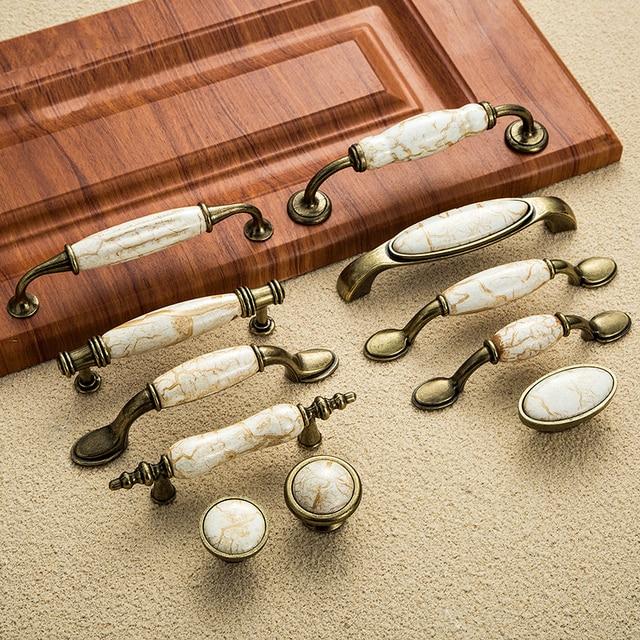 antike möbel griffe marmor knöpfe und griffe keramik griffe für