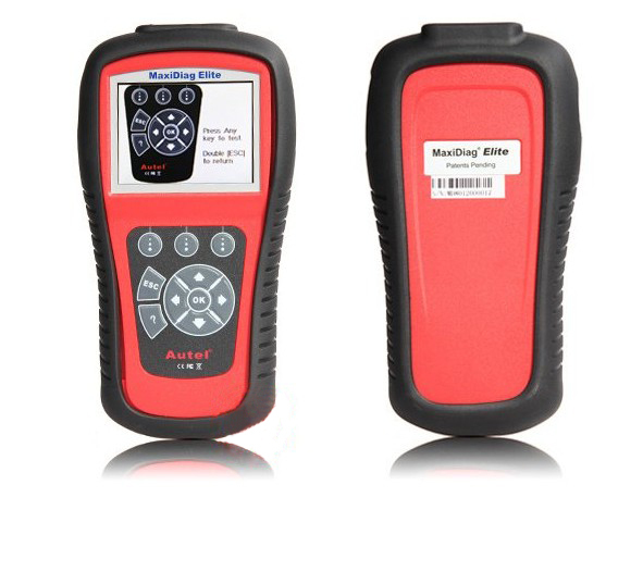 New AUTEL MaxiDiag Elite MD802 All system + DS model MD 802 PRO (MD701+MD702+MD703+MD704) 100% Original auto code reader autel md801 pro 4 in 1 code scanner jp701 eu702 us703 fr704 maxidiag pro md 801 code reader