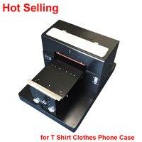 Multi Цвет A3 Размеры DTG цифровой принтер непосредственно к печати темно свет Цвет планшетный принтер для футболка одежда чехол для телефона