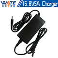 Free shipping 16.8V5A 16.8V 5A lithium li-ion battery charger for 4 series 14.4V 14.8V lithium li-ion polymer batterry pack