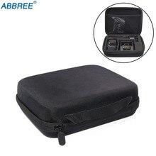 双方向ラジオキャリングケースハンドバッグ収納狩猟ボックス/バッグ Baofeng UV 5R UV 82 UV 9R UV XR BF UVB3 プラストランシーバートランシーバー