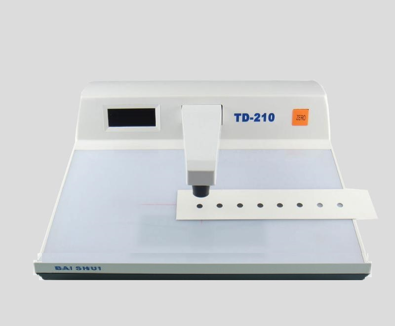 TD210 Table Top Type Transmission Densitometer for X Ray Film Much more economical than Xrite Densitometer