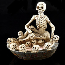 Creative Home Decoration Ashtray Taro Resin Crafts Gifts Halloween Supplies Bar Bedroom