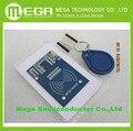 Módulo de cartão indutivo MFRC-522 RC522 RFID RF IC com chaveiro cartão S50 Fudan