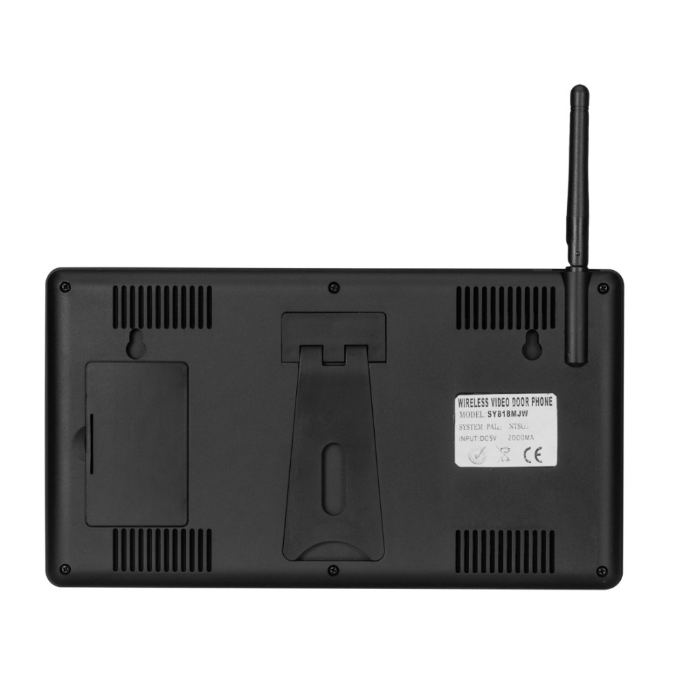 Yobang Security 2.4GWireless Home Camera System Outdoor Video Security  Monitoring Camera System Door Intercom Doorphone Doorbell In Video Intercom  From ...