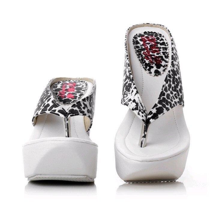 Aliexpress.com : Buy 2017 New Style Women High Heels Flip Flops