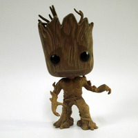Guardians Of The Galaxy Vol 2 Groot Funko Pop Galaxy PVC Toys Halloween Gift For Child