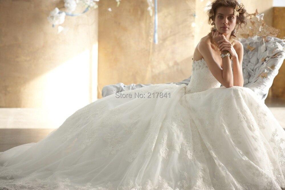 Wunderbar Amalia Carrara Hochzeitskleider Ideen - Brautkleider Ideen ...