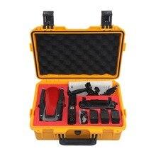 Mavic AR drone DJI caso mala à prova d' água saco de armazenamento caixas de acessórios e outros de segurança