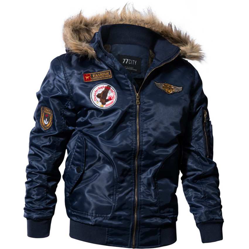 Topdudes.com - US Air Force Airborne Tactical Bomber Jackets