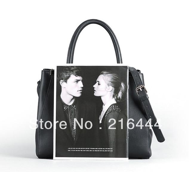 [Free shipping] Sales no.1! Designer 100% genuine leather bag manufacturer lady bags fashion 2013
