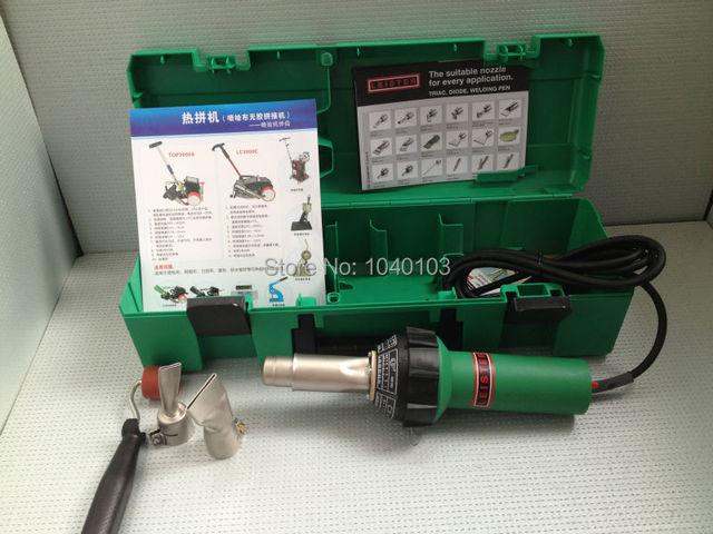 Aliexpress.com : Buy Automatic Hot air flex PVC PE banner welder ...