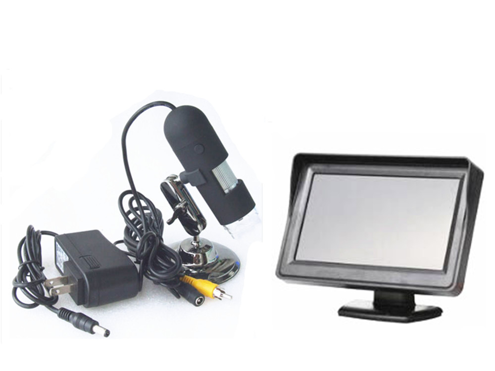 все цены на 7 Inch TFT Monitor Zoom 2000x AV Microscope CMOS Borescope Endoscope Camera онлайн