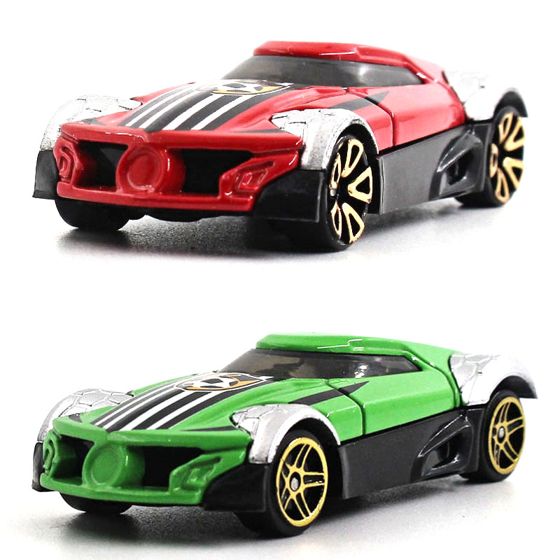 1:64 Alloy Car Model Racing Series 2PCS Brazil Team Racing