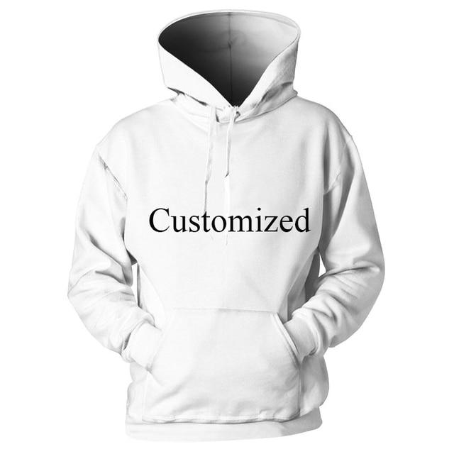 Cloudstyle cliente personalizar Sudadera con capucha 3D imprimir ropa  Casual Tops alta calidad apoyo Dropshipping. Sitúa el cursor encima para ... 91a994c444b
