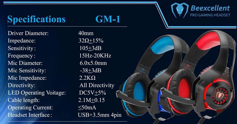 Gaming Headphones Headset  Stereo Wired Gamer Earphone With Microphone For PS4 For Xbox One  Phone PC Laptop (9)