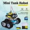 2016 NEW Keyestudio Mini Tank Robot For Arduino Robot Car Smart Car