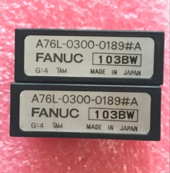 FANUC circuit transformer CNC spare parts A76L-0300-0189